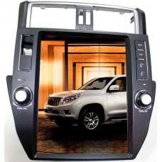 Toyota LC Prado 150 2009-2013 LeTrun 2199 на Android 7.1.1 Tesla