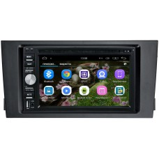 Audi A6, S6, RS6 2002-2005 LeTrun 1958-RP-ADA602C-63 на Android 5.1.1