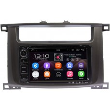 Toyota LC 100 2002-2007 LeTrun 2494-RP-TYLC1Xb-40 на Android 8.0