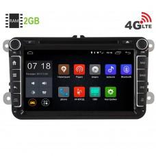 Seat Altea / Leon / Alhambra LeTrun 1410 Android 6.0.1 8 дюймов (4G LTE 2GB)