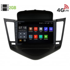Chevrolet Cruze 2009-2013 LeTrun 1893 Android 6.0.1 9 дюймов (4G LTE 2GB)